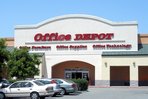 illustration États-Unis - Office Depot examine la proposition de Staples Inc.